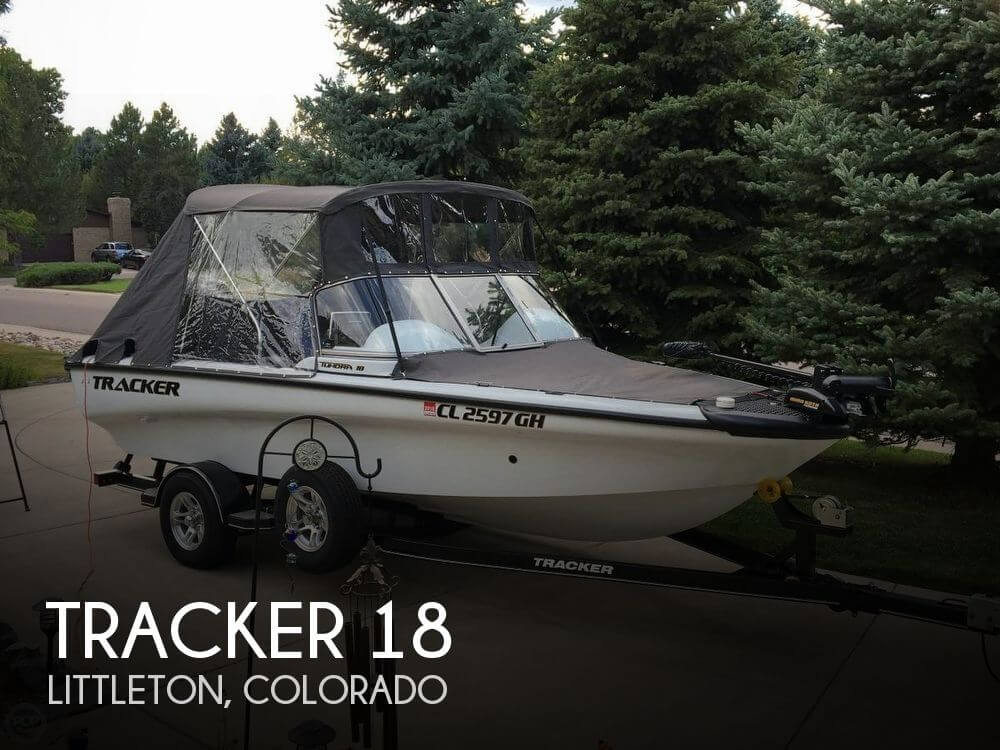 Used Boats For Sale in Denver, Colorado by owner | 2008 Tracker 18