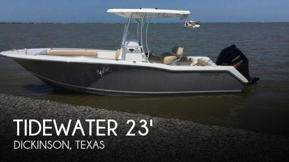 Canceled tidewater 230 cc adventure boat in dickinson tx for Tidewater 230 for sale