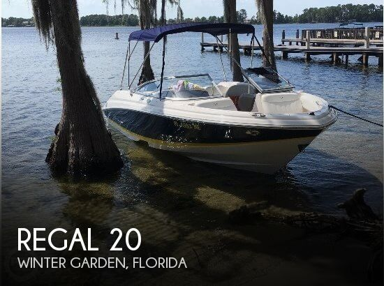 Used Regal Boats For Sale in Florida by owner | 2006 Regal 20