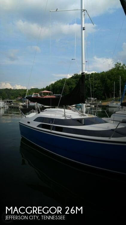 Used Boats For Sale in Kingsport, Tennessee by owner | 2006 MacGregor 25