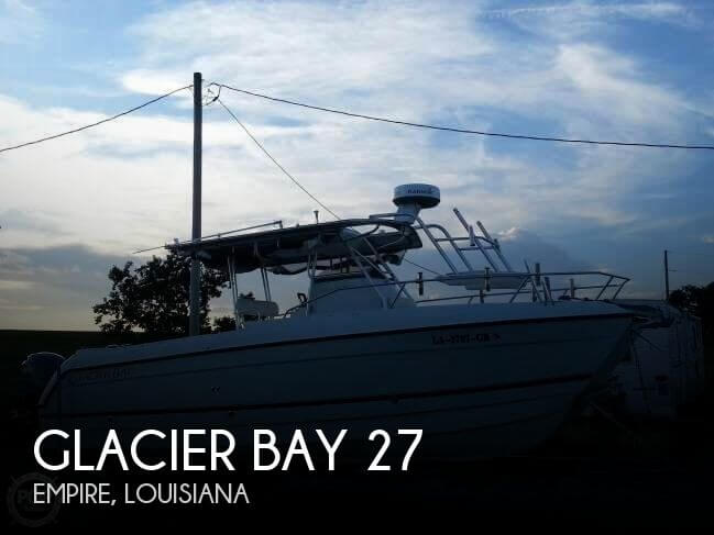 Used GLACIER BAY Boats For Sale by owner | 1999 Glacier Bay 27