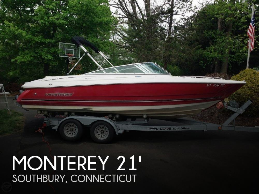 2005 MONTEREY 21 for sale