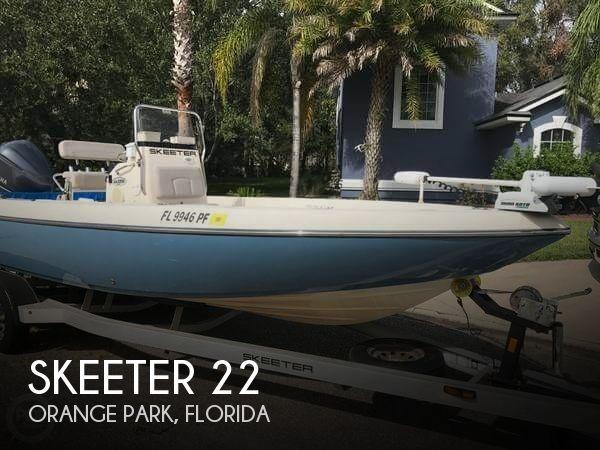 Used Skeeter Boats For Sale by owner | 2011 Skeeter 22