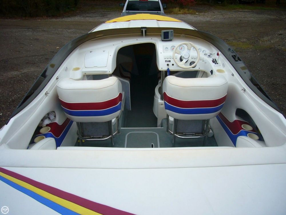 2007 Nordic Tugs boat for sale, model of the boat is Heat 28 Mid-Cabin & Image # 16 of 40