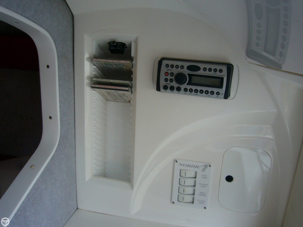 2007 Nordic Tugs boat for sale, model of the boat is Heat 28 Mid-Cabin & Image # 35 of 40