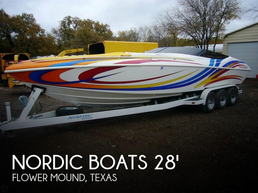 2007 Nordic Tugs boat for sale, model of the boat is Heat 28 Mid-Cabin & Image # 1 of 40