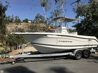 2001 Seaswirl 2100 CC Striper - #1