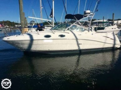Sea Ray 270 Amberjack, 30', for sale - $45,600