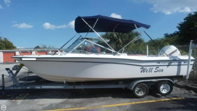 Grady-White 190 Freedom 2007 Evinrude 200HP, 18', for sale
