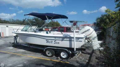 Grady-White 190 Freedom 2007 Evinrude 200HP, 18', for sale - $12,500
