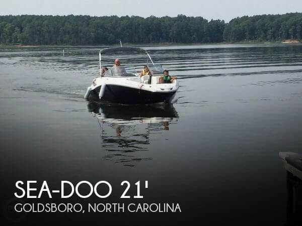 Used Boats For Sale in Raleigh, North Carolina by owner | 2011 Sea-Doo 21