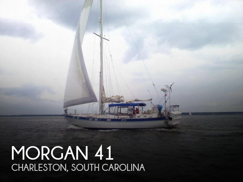 Used Morgan Sailboats For Sale by owner | 1988 Morgan 41
