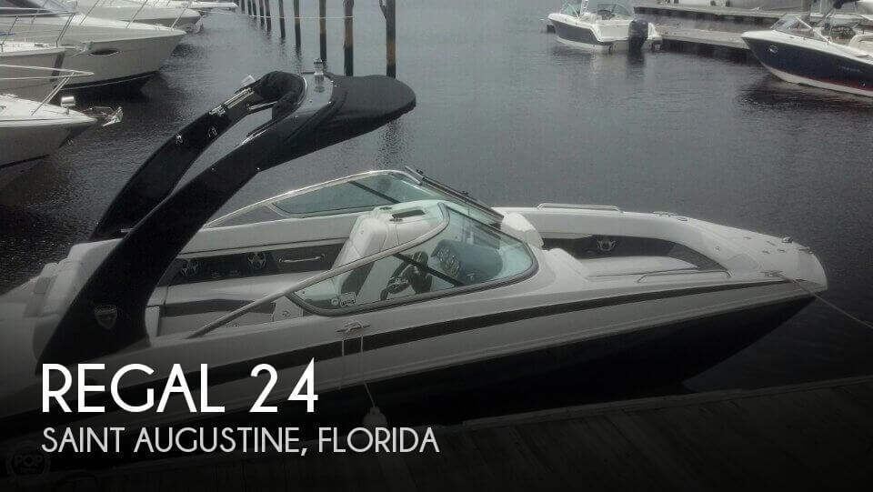Used Regal Boats For Sale in Florida by owner | 2014 Regal 24