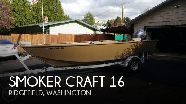2012 SMOKER CRAFT 16 for sale