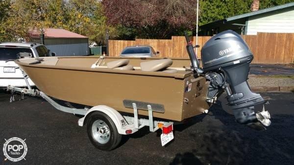 2012 Smoker Craft boat for sale, model of the boat is 16 & Image # 4 of 15