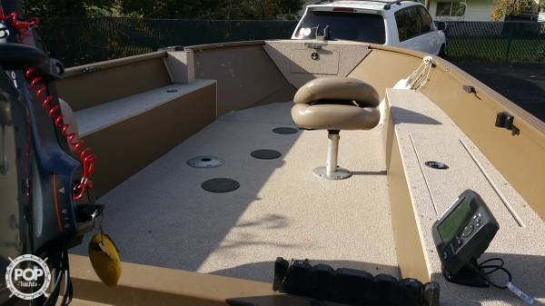 2012 Smoker Craft boat for sale, model of the boat is 16 & Image # 7 of 15