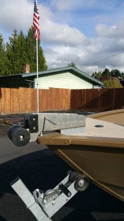 2012 Smoker Craft boat for sale, model of the boat is 16 & Image # 12 of 15