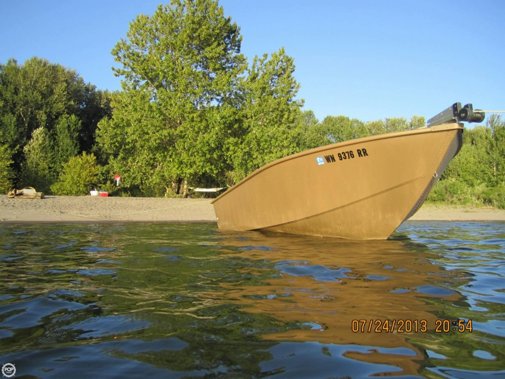 2012 Smoker Craft boat for sale, model of the boat is 16 & Image # 13 of 15