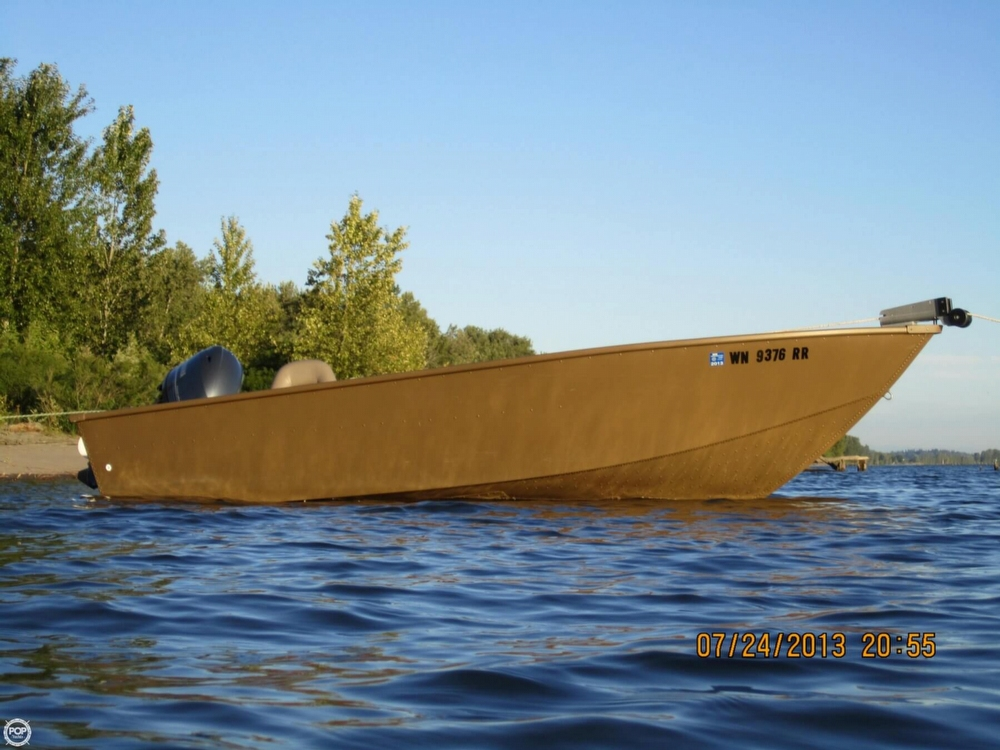 2012 Smoker Craft boat for sale, model of the boat is 16 & Image # 14 of 15