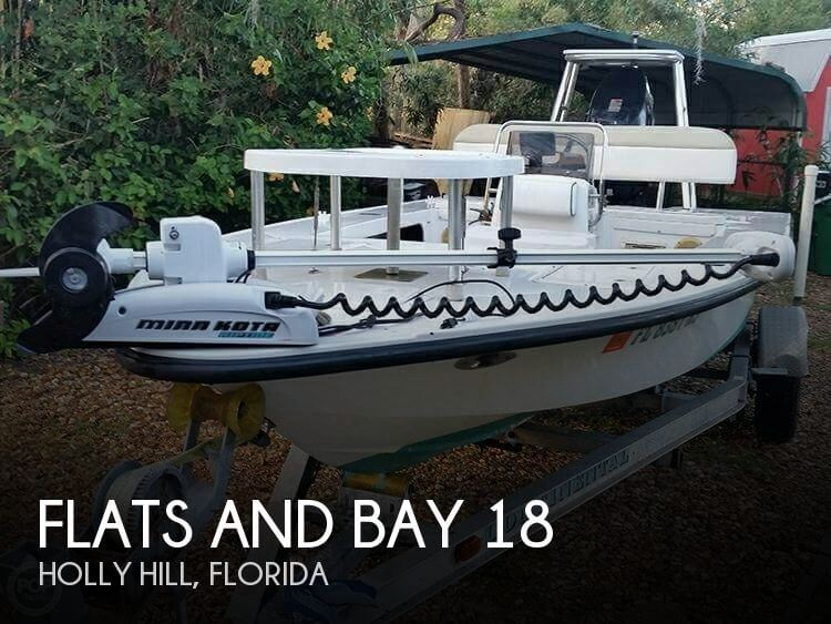 Used Flats and bay Boats For Sale by owner | 2000 Flats and Bay 18