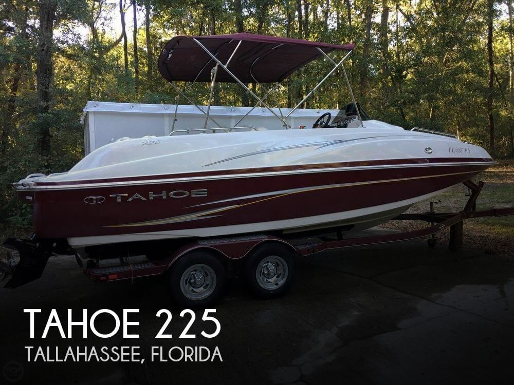 Used Tahoe Deck Boats For Sale by owner | 2010 Tahoe 22