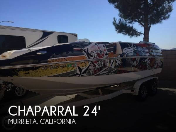 Used Chaparral Boats For Sale in Texas by owner | 2006 Chaparral 24
