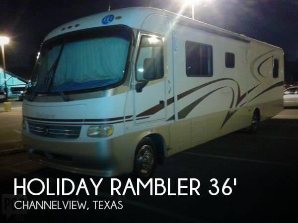 1999 Holiday Rambler Holiday Rambler Endeavour