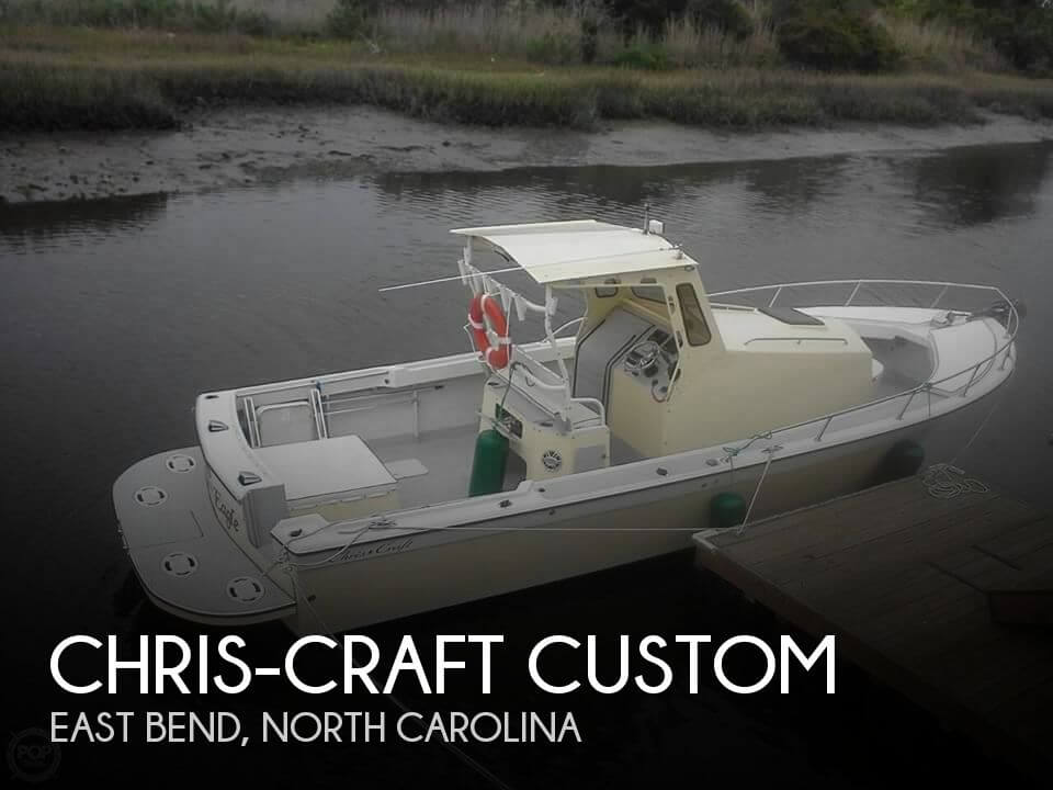 Used Chris-Craft Boats For Sale in North Carolina by owner | 1967 Chris-Craft 27