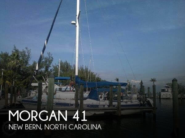 Used Morgan Boats For Sale by owner | 1988 Morgan 41