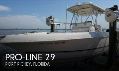 Used Pro-Line Boats For Sale in Florida by owner | 2005 Pro-Line 29