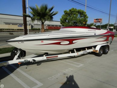 Shockwave 25 Tremor Mid Cabin Open Bow, 25', for sale - $41,700