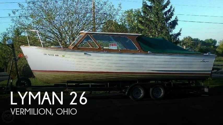 Used Lyman Boats For Sale by owner | 1967 Lyman 26