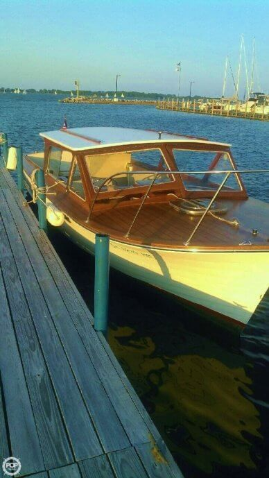 Lyman 26 Cruisette, 26', for sale - $55,000