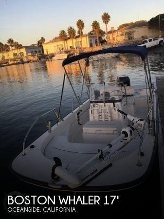 2019 Boston Whaler 190 MONTAUK Buyers Guide 25433 | Boat