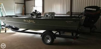 Sea Ark FISH EXTREME - 2072 FXT DELUXE, 20', for sale - $23,995