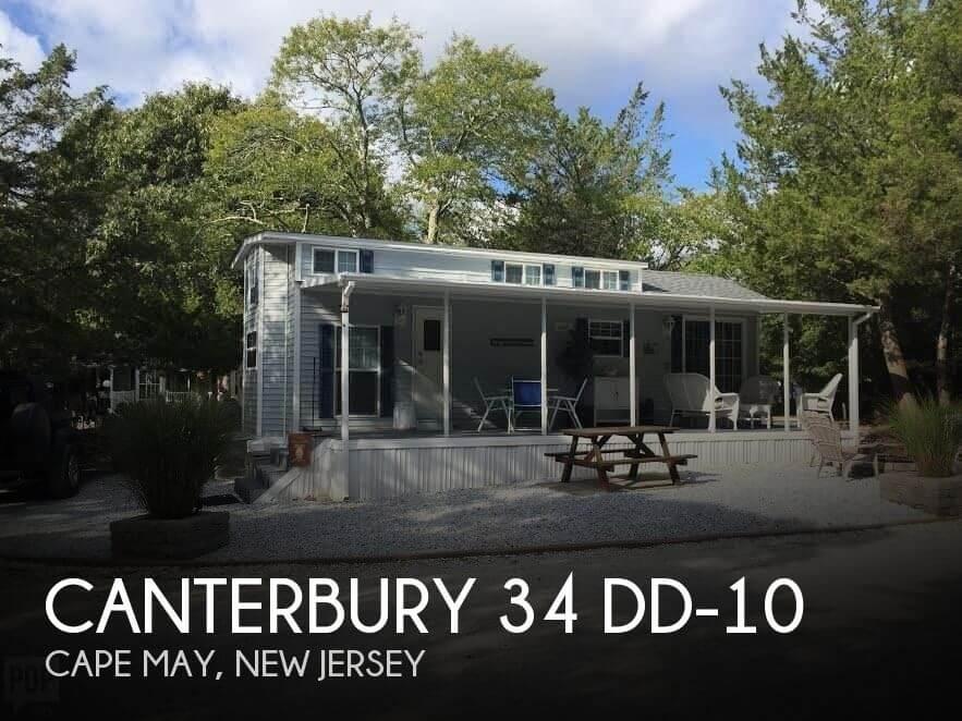 2005 Canterbury 34 DD-10