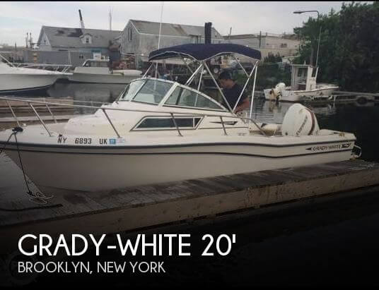 Used Grady-White 20 Boats For Sale by owner | 1994 Grady-White Adventure 208