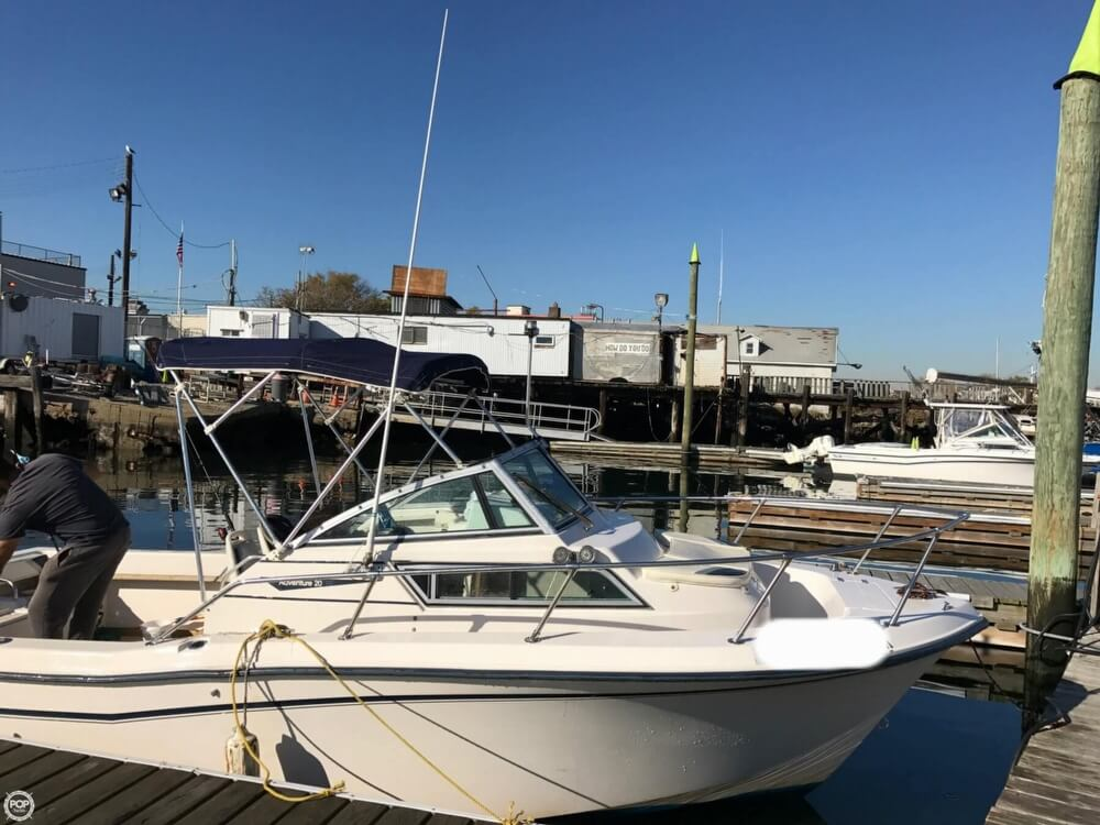 1994 Grady-White boat for sale, model of the boat is Adventure 208 & Image # 5 of 16