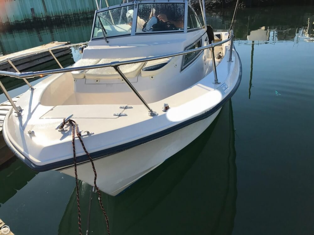 1994 Grady-White boat for sale, model of the boat is Adventure 208 & Image # 7 of 16