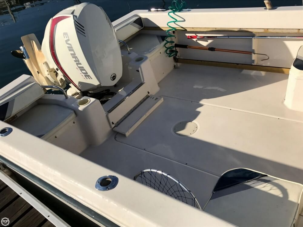 1994 Grady-White boat for sale, model of the boat is Adventure 208 & Image # 10 of 16