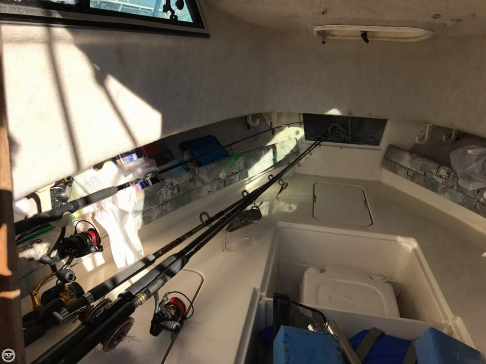 1994 Grady-White boat for sale, model of the boat is Adventure 208 & Image # 14 of 16