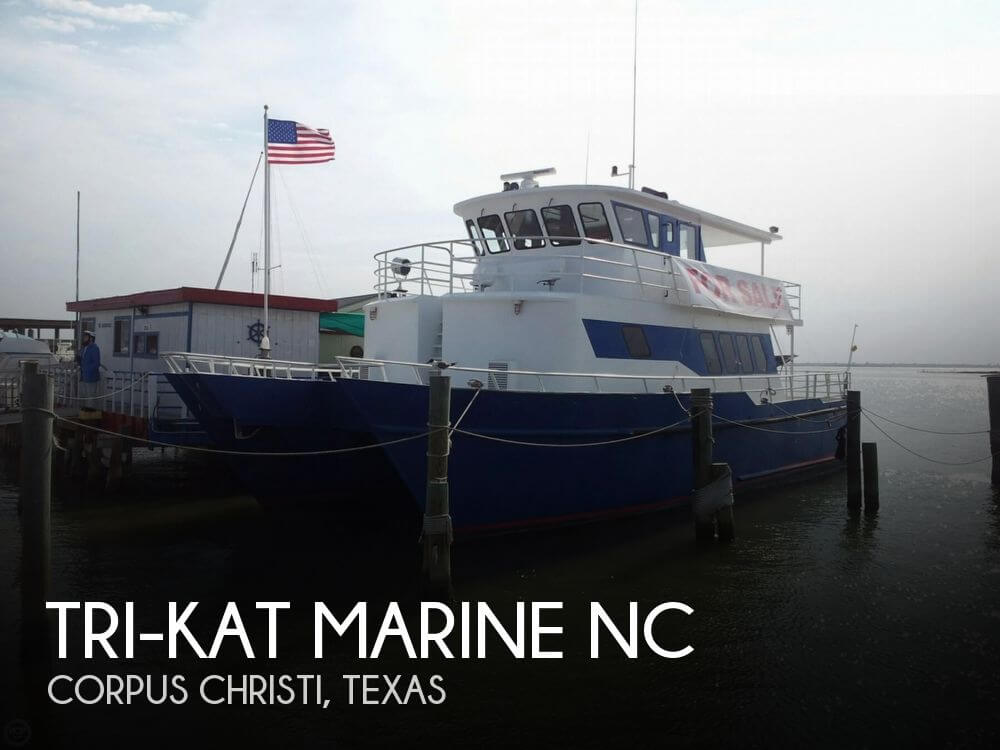 For Sale Used 2002 Tri Kat Marine 60 In Corpus Christi
