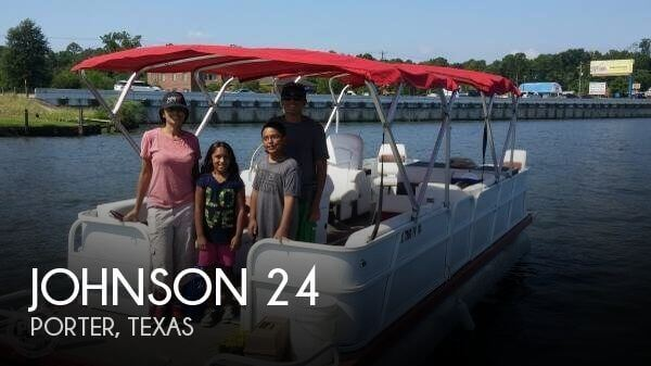 Used Johnson Boats For Sale by owner | 1992 Johnson 24