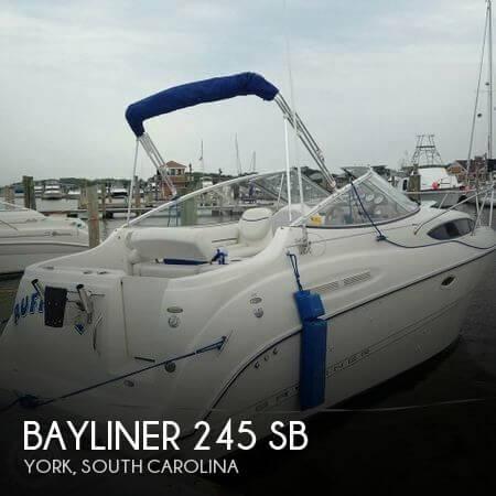 Used Bayliner 24 Boats For Sale by owner | 2003 Bayliner 24