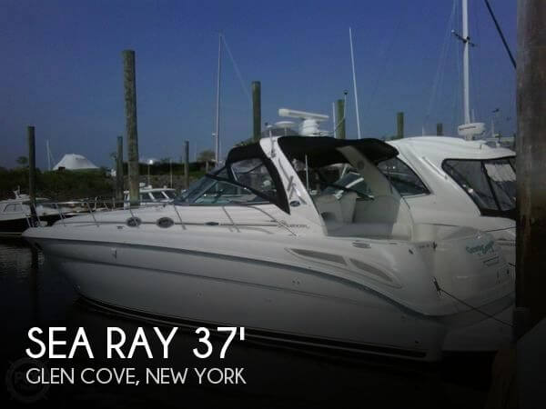 Used Sea Ray Boats For Sale in New York by owner | 2002 Sea Ray 380 Sundancer