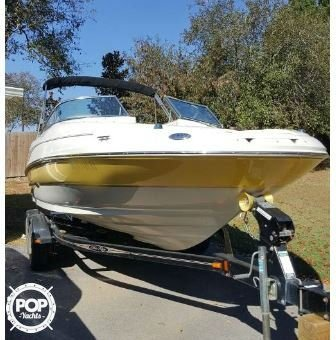 Sea Ray Sundeck 200, 21', for sale - $19,500