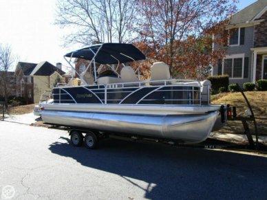 Aqua Patio AP 220 DF Tri-toon, 23', for sale - $50,000