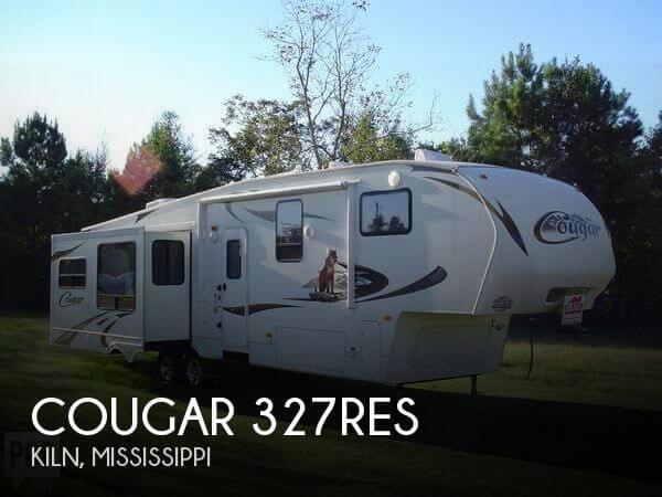 2011 Keystone Cougar 327RES