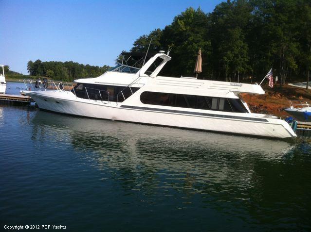 1992 Bluewater Yachts 60C Diesel - Photo #10