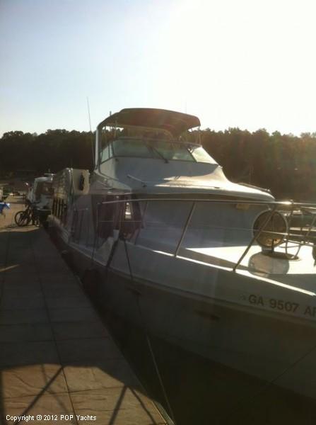 1992 Bluewater Yachts 60C Diesel - Photo #12